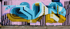 graffiti amsterdam (wojofoto) Tags: holland amsterdam june graffiti nederland netherland ndsm wolfgangjosten wojofoto