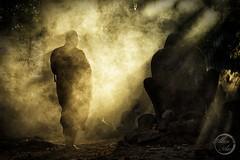 Silhouette - Monks Part III