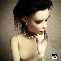 Demon Girl (BJD Pets (dolls.evethecat.com)) Tags: angel doll demon bjd artdoll evestudio