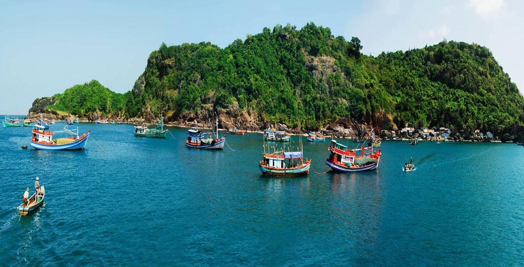 hòn đảo đẹp nhất Tây Nam Bộ