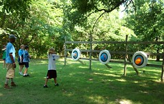 Lake of the Woods -archery (Camp Fire USA Heartland Programs) Tags: active event7fccb2831b7e41a3a3fc78a9ccea33cf