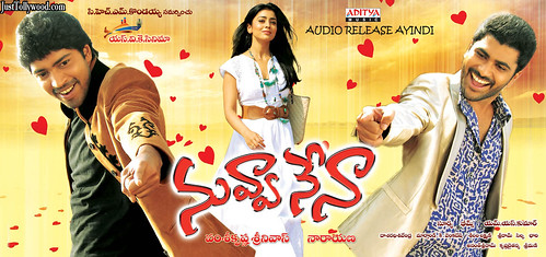 Nuvva Nena Telugu Movie