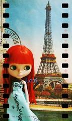 4週年小布。電影公主The 4th Anniversary Blythe Doll Cinema Princessブライス4周年記念ドール CWC限定 シネマプリンセス