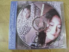 全新 原裝絕版 2003年 中森明菜 AKINA NAKAMORI - ORIGINAL 精選 CD 港版 2