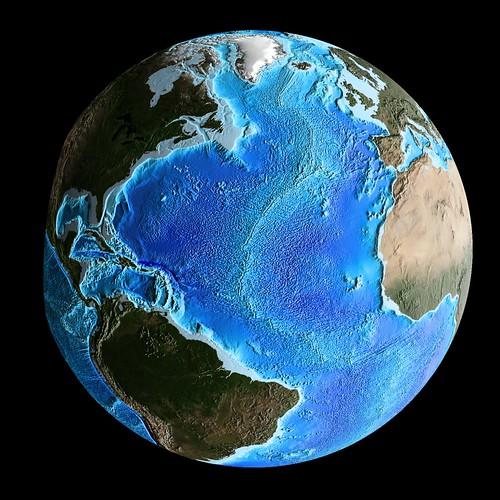Earth - Global DEM