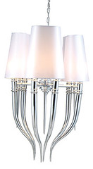 "4498 CHROME HORN CHANDELIER • <a style=""font-size:0.8em;"" href=""http://www.flickr.com/photos/43749930@N04/6807145270/"" target=""_blank"">View on Flickr</a>"