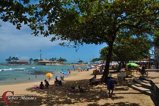 Praia das Castanheiras - Guarapari - ES - Brasil