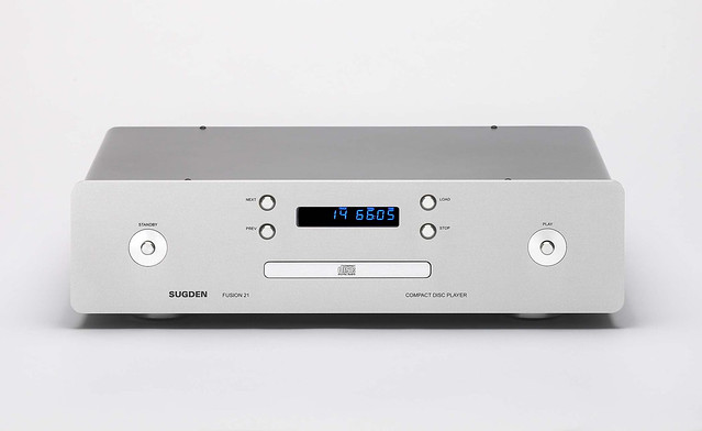 SUGDEN FUSION 21 PRECISION COMPACT DISC PLAYER