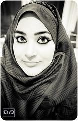 me (the lotus) Tags: me hijab hijabi ninjabi