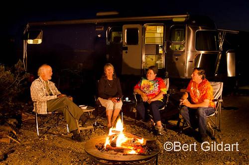 Campfire-Lou&Larry