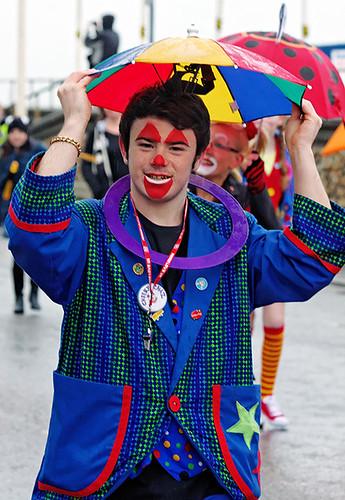 Clowns international - Cheeky Chaz