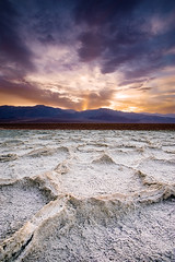 Divine Light (Eric C Bryan) Tags: sunset clouds landscape nikon day desert cloudy salt basin deathvalley badwater d700 ericbryan singhrayfilters leegndfilters ericbryanphotography wwwericbryannet ericcbryan ericbryannet