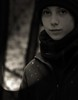 Doctor Zhivago (ybiberman) Tags: portrait bw snow girl israel jerusalem alwaysexc absolutegoldenmasterpiece sepiaedition