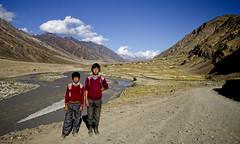 Phey Village. (Prabhu B Doss) Tags: travel school portrait landscape photography nikon zanskar ladakh rangdum phay padum phey prabhub prabhubdoss d7000 zerommphotography 0mmphotography