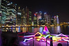 Singapore i Light Marina Bay - 5QU1D