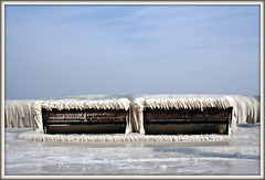 (Laura  Jo) Tags: hiver genve gel glace 2012 genevalake versoix laclman lacdegenve