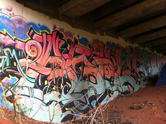 Asalt Te Gm Ask Hawaii Graffiti 2012 (Grimeinparadise) Tags: graffiti hawaii asalt