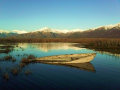 / prespes (vaal lee) Tags: blue lake water lakes greece macedonia florina  prespes
