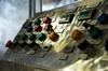 Knobs and Buttons (Lauren Barkume) Tags: africa old metal southafrica industrial factory antique photowalk artdeco machines johannesburg joburg 2012 gauteng johanesburg eastrand photowalkers laurenbarkume gettyimagesmeandafrica1