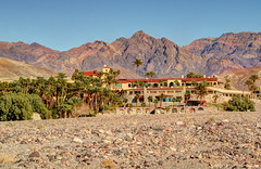 Furnace Creek Inn (nebulous 1) Tags: california mountains nature landscape hotel nationalpark inn nikon desert explore oasis deathvalley archiecture 2010 furnacecreek furnacecreekinn 244 feb16 nebulous1 ididntstayhere