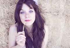 Princess (Nanihta (Sol Vzquez)) Tags: espaa art sol photoshop photography spain piercing fotografa vazquez vzquez nanah nanihta