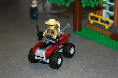 IMG_6158 (Sportsology) Tags: city friends lego police ambulance forestfire firefighters miners
