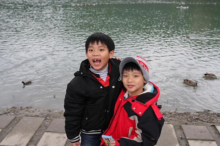 宜蘭冬山鄉梅花湖0033
