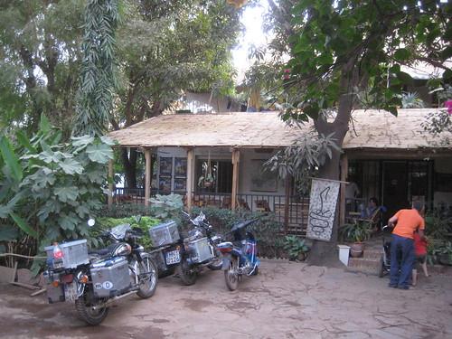 Auberge and bikes