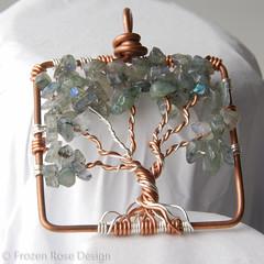 12.04-4_LRG (Frozen Rose Design) Tags: trees square jewelry 1204 labradorite frd smallsquare