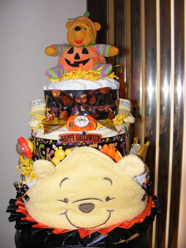 Halloween Wedding Cakes Swags