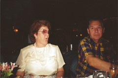 Olive and John Huminek