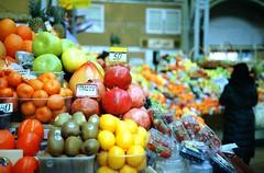 19 (Lena Kucher) Tags: film fruits fruit 35mm lemon market agfa nikonf2 kiev