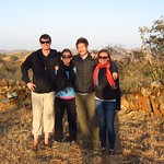 "Us Near Kumbalgarh <a style=""margin-left:10px; font-size:0.8em;"" href=""http://www.flickr.com/photos/14315427@N00/6934556069/"" target=""_blank"">@flickr</a>"