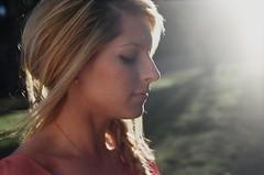 Kelsey (eightsandnines) Tags: california ranch pink film sunshine 35mm hills paramount braid agoura