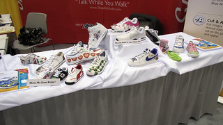 2f701e3776ea Custom Shoes - Kodak Shoe Art Film - Craft and Hobby Association Show 2012