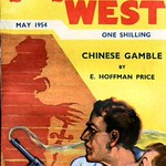 54 Short Stories incorporating West (UK) May-1954 Chinese Gamble by E. Hoffmann Price thumbnail