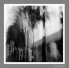 Abstract + shaking (抽象光影) (Leche con Compasio) Tags: bw abstract tlr film mediumformat taiwan hc110 taipei 台灣 yashica 黑白 iso320 yashicamat124g selfdeveloped 抽象 中片幅 底片 aristaeduultra400 yashinon80mmf35 dilh 新北市