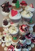 Wild Wild West Cupcake tower & Cake (Cupcake Creations by Cassandra) Tags: wild west hat cake cacti cowboy pics cupcake badge cancan sheriff