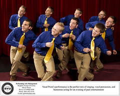 Brigham Young University's A Cappella Group (Splitting_Chords) Tags: brighamyounguniversity vocalpoint acappellamusic acappellagroup