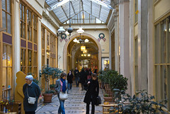 Galerie Vivienne (john weiss) Tags: 18200vr 75002 d80 france galleriesvivienneandcolbert geo:lat=4886676855 2011paris4741 geo:lon=233977675 geotagged labcf labf labm paris paris02bourse paris02gallerievivienne rivedroite îledefrance fra