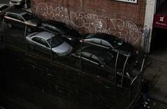 RESQ, SR, LEWY, DESA, KERSE, REMO, ATARI (S C R A T C H I E S) Tags: nyc graffiti sr remo 246 arari lewy desa btb kerse resq btm