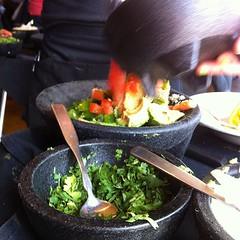 Table-side guacamole #foodspotting