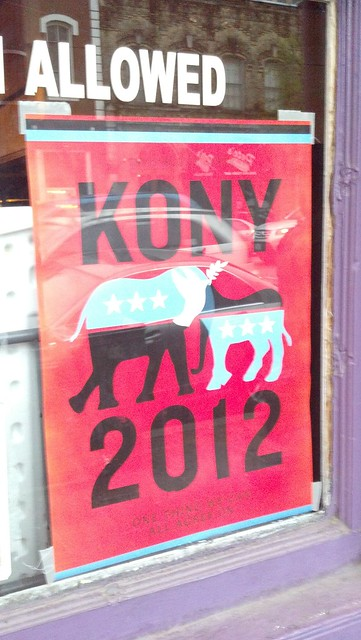 KONY 2012 in Austin