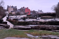 59/366 - More Falls (garycollins2) Tags: county ireland water speed photography coast town photo waterfall long exposure clare slow falls photograph cascades shutter munster ennistymon ennistimon