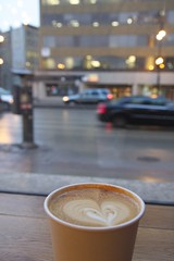 Sunrise at Parlour (chun lei) Tags: coffee parlour latte exchange parlourcoffee
