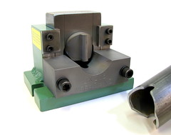 Tube Notching Tool (UniPunch) Tags: tube coping notching notcher