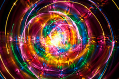 DSC_2049.jpg (FDU4) Tags: longexposure blue light red sun lightpainting abstract color green circle spiral rainbow colorful tunnel center symmetry round symmetric rotation rays radial cristmaslights