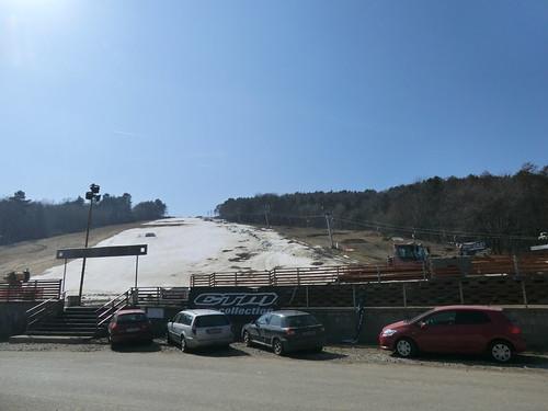 Kalnica ski slope