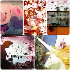 Ferkel: der Sonntag war voller Liebe & tollen Mietzen, Unicorns & Religiösen Spirit. Amazing!