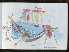 Aveiro (World Sketching Tour) Tags: aveiro
